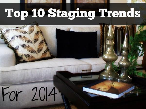 Top Ten Staging Trends